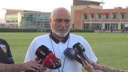 Yukatel Kayserispor, Galatasaray maçı hazırlıklarına başladı
