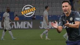 Son dakika Fenerbahçe haberi - Fenerbahçe'de Pereira'da ilk 11 değişiyor! Mesut Özil, Valencia...