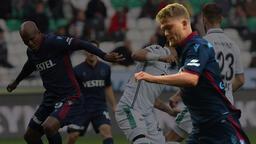 Son dakika haberi: Trabzonspor'da Cornelius tarihe geçti! Uğurcan Çakır rekoru egale etti
