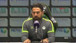 """İlhan Palut: """"Uzun vadede kazanan Konyaspor olacaktır"""""""