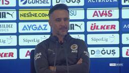 Vitor Pereira: Muhakkak kazanmamız gerekiyordu