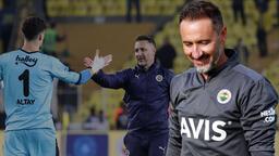 Son dakika haberi: Vitor Pereira, Fenerbahçe tarihine geçti! Performansıyla ilk 3'te yer aldı