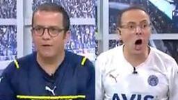 FB TV'de golün coşkusu böyle yaşandı! Mesut Özil...