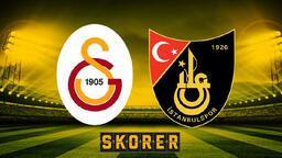 Galatasaray İstanbulspor maçı ne zaman, hangi kanalda yayınlanacak? Galatasaray İstanbulspor maçı saat kaçta başlayacak?