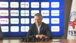 Ahmet Ağaoğlu: Fenerbahçe maçına her yönüyle hazırız