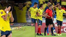 Son dakika haber: Radamel Falcao'nun hareketi olay oldu! Maçın ardından şok tepki: Utanç verici