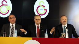Galatasaray'da hesap günü! Mustafa Cengiz ve Elmas...