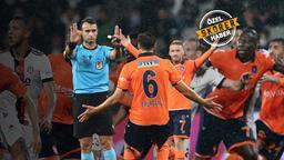 Son dakika haberleri: Başakşehir - Beşiktaş maçı sonrası VAR hakemine olay yorum! 'Tepkisiz kaldı, hayret veren sükut hali'