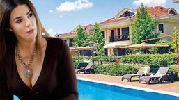 Defne Samyeli yeni evinin bir yıllık kirasını peşin ödedi