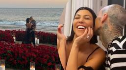 Kourtney Kardashian-Travis Barker çifti evleniyor
