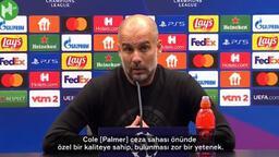 Guardiola: Cole Palmer'ın özel bir kalitesi var
