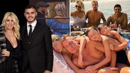 Ayrılığın eşiğindeki Wanda Nara - Mauro Icardi evliliğinde yeni gelişme! Maxi Lopez olaya dahil oldu