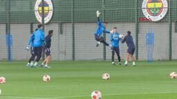 Fenerbahçe, Royal Antwerp maçının hazırlıklarını tamamladı
