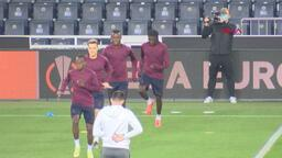 Royal Antwerp, Fenerbahçe maçına hazır