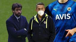 Son dakika transfer haberleri: Juventus, Fenerbahçe'nin yıldızına talip oldu! İtalyan basını duyurdu