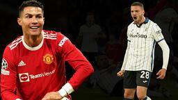 Son dakika haberleri: Şampiyonlar Ligi'nde unutulmaz gece! Merih Demiral ilki başardı, Cristiano Ronaldo rekora doymuyor