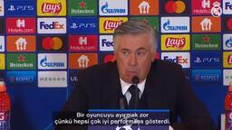 Carlo Ancelotti: Bu galibiyet bize güven verdi