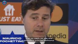 Mauricio Pochettino: Gelişeceğiz
