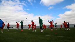 Sivasspor'un Adana Demirspor hazırlıkları sürüyor