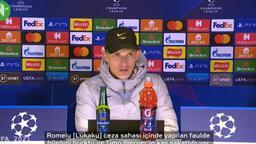 Tuchel'den Lukaku açıklaması
