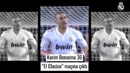 Bir göz atalım   Karim Benzema'nın El Clasico için önemi