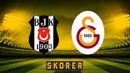 Beşiktaş Galatasaray maçı saat kaçta ve hangi kanalda yayımlanacak? Beşiktaş Galatasaray derbisi 11'leri...