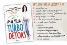 'TURBO DETOKS' MUCİZESİ