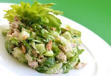 9 Mayıs günün menüsü (Salata tarifleri)