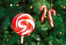 Yeni yıl için tatlı şekerlemeler
