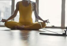 Evde meditasyon köşesi kurmanın püf noktaları