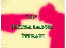 '' 11 '' Extra Large İtirafı