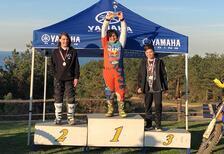 O Bir Motokros Şampiyonu!