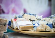 Banyo için dekoratif ve aromatik sabun nasıl yapılır?