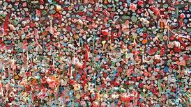 Amerika'nın Renkli Sakız Duvarı