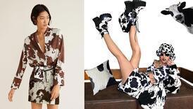 Trend Alarmı: Cow-Print!