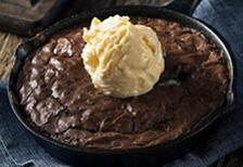 İki kişilik sıcak brownie nasıl yapılır?