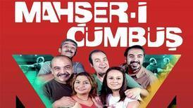 Doğaçlama tiyatronun efsaneleri Mahşer-i Cümbüş'le eğlence!