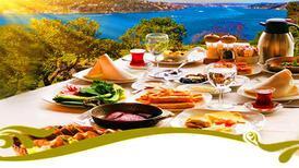 İstanbul'a hükmeden kahvaltı sofrası!