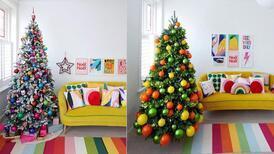 Birbirinden yaratıcı yılbaşı ağacı dekorasyonu fikirleri