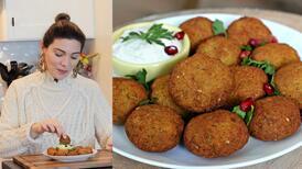 Falafel (Nohut köftesi) nasıl yapılır? | Falafel tarifi