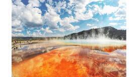 Yellowstone Ulusal Parkı - ABD