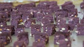 Edirne'de moral olsun diye 'mor kurabiye' üretip, ismini  'moralize' verdiler!