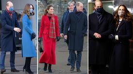 Cambridge Düşesi Kate'in bu kış kaban stilinize ilham verecek 5 ikonik görünümü