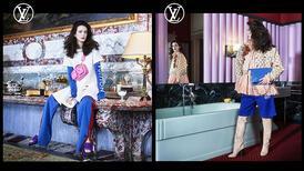 Optimist Yaklaşım: Louis Vuitton Pre-Fall 2021 Koleksiyonu
