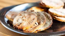 Bu kurabiyeler nohuttan yapılıyor! Nohutlu çiğ kurabiye tarifi