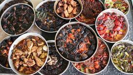 Şanlıurfa'nın taş fırınında pişen lezzetleri
