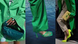Doğa yönetime el koydu! Sezonun favori renk trendi: Yeşil
