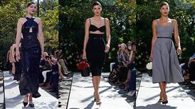 New York Moda Haftası: Michael Kors İlkbahar/Yaz 2022 defilesinden satır başları