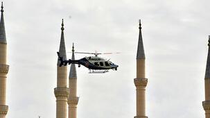 Polis, havadan, karadan ve gölden uyardı: Evde kalın...