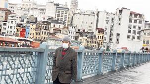 Evde kal, virüsü yen İstanbul!
